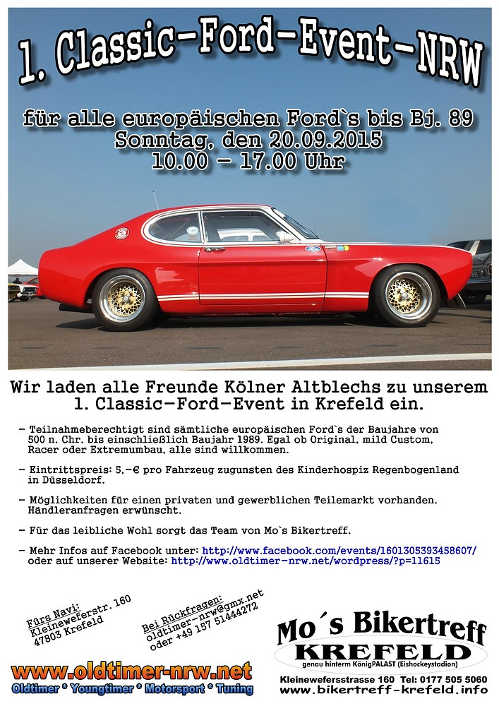 AnkClassic-Ford-Event-NRW15_Flyer