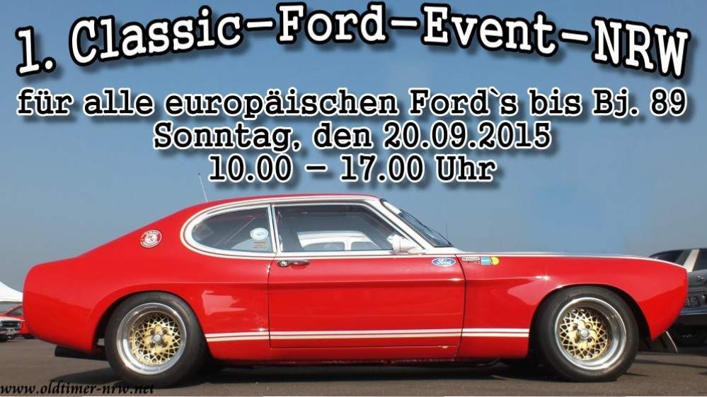 AnkClassic-Ford-Event-NRW15_Start