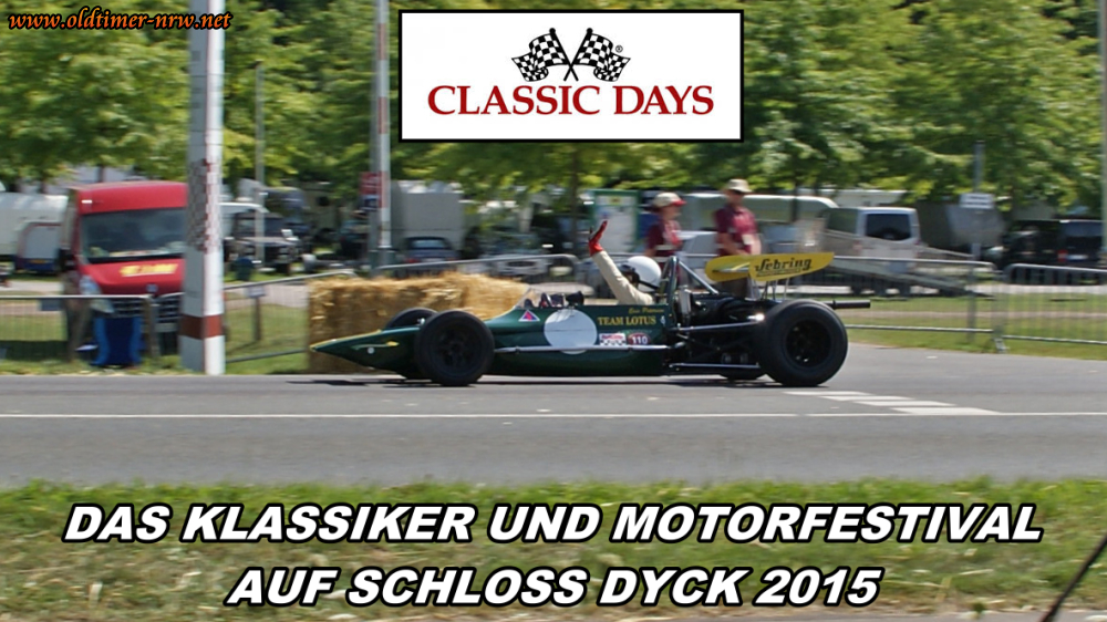 SchlossDyck15_Start