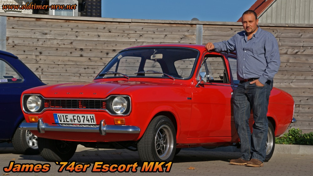 James `74er Escort MK1Start